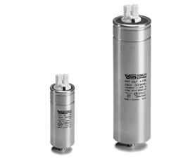 Конденсатор WTB 60 мкФ ±5% 420V d55 l128 M12x12 Алюм. корпус/Wago/-40С...+100C Vossloh Schwabe