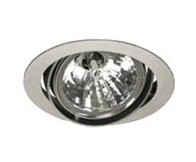 Светильник NORM CIRCLE E 35 CDM-R111/830 WFL white LIVAL