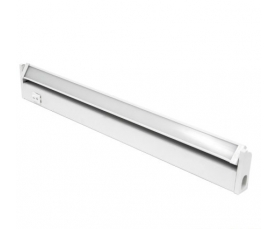Светодиодный светильник 29LED (2835) 4500K 6W 500Lm поворотный (180°) в пластиковом корпусе с выключателем и сетевым шнуром, AL5042