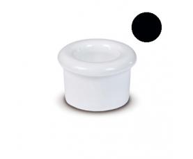 FM-розетка D9,5 мм белая 84021 FANTON