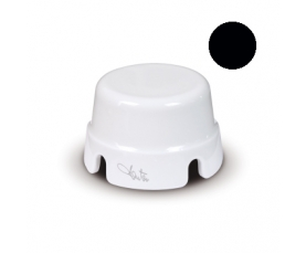 Керамический изолятор D 16 мм с латунными винтами корич. 84030BW FANTON