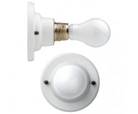 Подвесной светильник Е27 D 40см 84130 белый Fanton