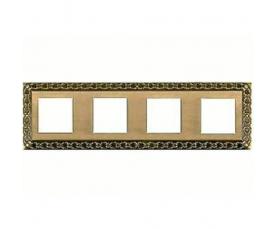 Рамка SEVILLA FD01233OB Bright Gold FEDE