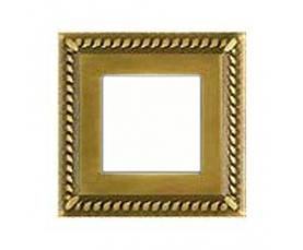 Рамка SEVILLA FD01235OB Bright Gold FEDE