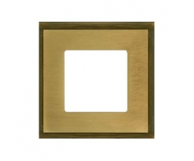 Рамка BARCELONA FD01251OB Bright Gold FEDE