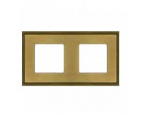 Рамка BARCELONA FD01252OB Bright Gold FEDE