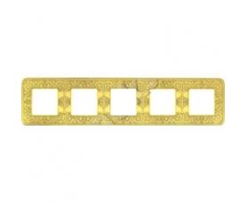 Рамка FD01411OB GRANADA Bright Gold FEDE