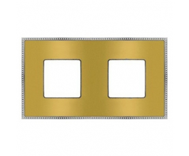Рамка FD01412OB GRANADA Bright Gold FEDE