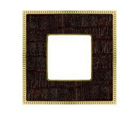 Рамка FD01443DBOB NEW BELLE EPOQUE TAPESTRY Decorbrass-Bright Gold FEDE