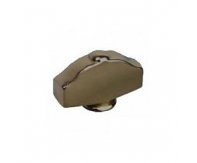 FD02316AS-A TOGGLE Antic Silver+beige FEDE