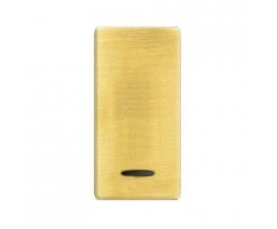 FD04314OB BRASS COVERS Bright Gold+white FEDE