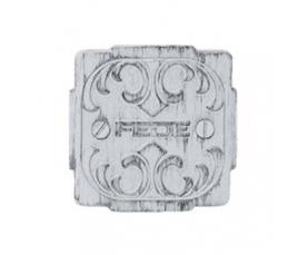 Универсальная розетка FD16090-M 2P Universal socket outlet черная FEDE