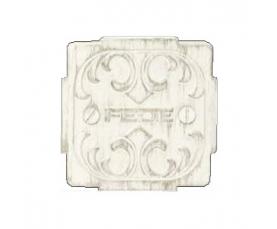Универсальная розетка FD16190 2P+E Universal socket outlet белая FEDE