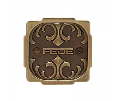 FD16438 NEW ROTARY DIMMER White FEDE