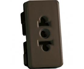 Клавиша узкая FD16705 Narrow Key without diffusor белая FEDE