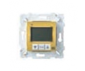 FD18002 THERMOSTATS WITH PLASTIC COVER WHITE FEDE