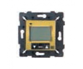 FD18004 THERMOSTATS WITH PLASTIC COVER WHITE FEDE