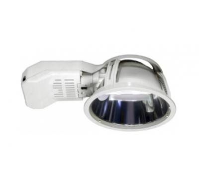 Светильник HONY E 1x26/31 white  LIVAL