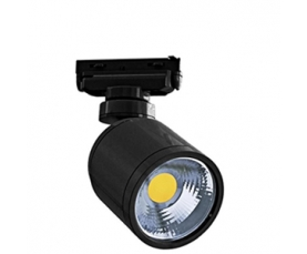 Светильник CASA AC 13 LED 800Lm/830 SP black LIVAL