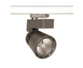 Светильник ECO CLEAN LED 1206/830 GA69 SPf(15) (Citizen) black LIVAL