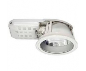 Светильник MONY T/E 2x32/31 silver (с ПРА, с/л) LIVAL