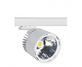 Светильник GALLERIA AC Cyl 2000Lm/827 FL white LIVAL