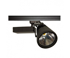 Светильник GLIDER TREND 1208/830 1.05A GAC600 DALI E3FLf(30) (Citizen) black  LIVAL