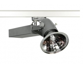 Светильник GLINDER TREND 100TG SDW GA69 WFLfg silver LIVAL