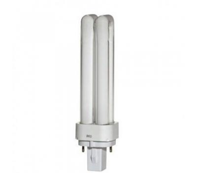 Лампа люминисцентная DULUX D 26W/41-827 G24d-3 2700К OSRAM