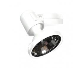 Светильник SHOP-MASTER 70T HCI WDL GA69 FLfg white  LIVAL