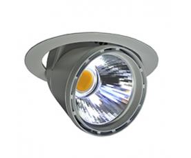 Светильник VIP DL LED 4000K 50D silver LIVAL