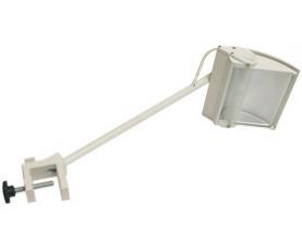 Прожектор металлогалогенный на штанге FL-607, 150W, Rx7s, белый, L=670mm, струбцина GLS